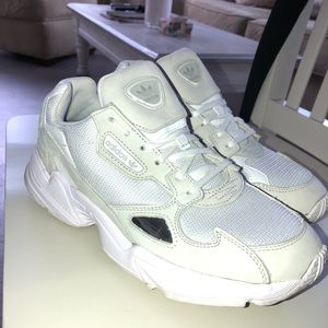Adidas Falcon shoe